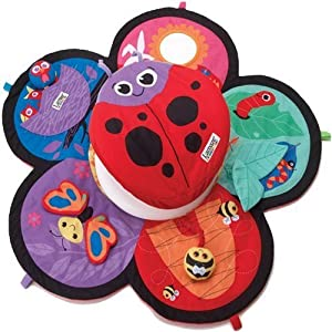 Lamaze Spin & Explore Garden Gym (Discontinued by Manufacturer)