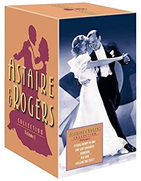 Astaire & Rogers Collection 1 [VHS] [Import]