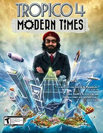 Tropico 4 - Modern Times DLC [Online Game Code]