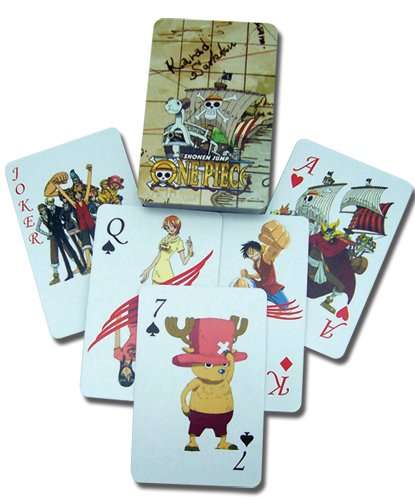One Piece: Playing Cards - 1