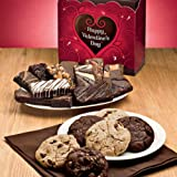 Fairytale Brownies Valentine's Day Cookie & Sprite Combo Gift Box