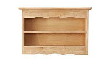 Estante, Creative Armario colgante Armario de cocina Estante Armario de madera maciza En la pared caja de almacenamiento de baño