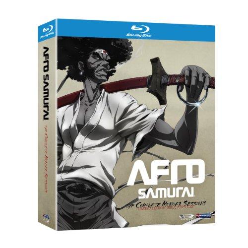 Afro Samurai: Seasons 1 & 2 [Blu-ray] [Import]