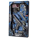 Kid's Complete S.W.A.T Set Pistol Gun Toy Set Goggles, Handcuffs, Bunoculars, Grenads & More