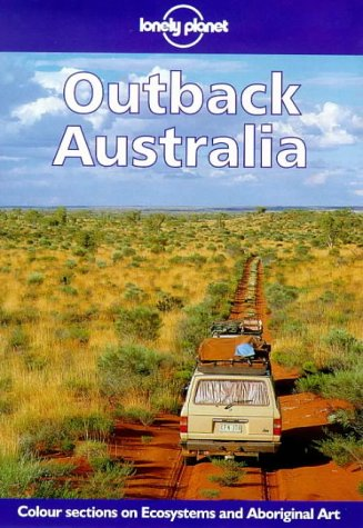 Image for Lonely Planet Outback Australia (Serial)
