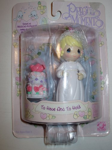 Precious Moments: To Have and to Hold Bride Doll