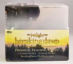 2012 The Twilight Saga Breaking Dawn Part 2 Trading Card Box / 24 Packs