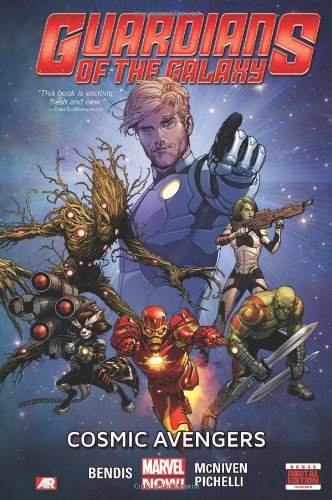 Sale alerts for Marvel Guardians of the Galaxy Volume 1: Cosmic Avengers (Marvel Now) - Covvet
