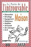 echange, troc Collectif - L'Introuvable Paris maison