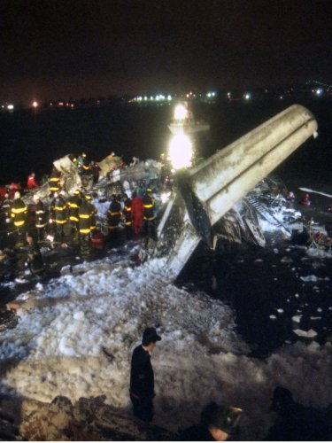 PLANE DOWN New York's Air Disasters