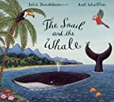 Cover of The Snail and the Whale by Julia Donaldson 033398224X