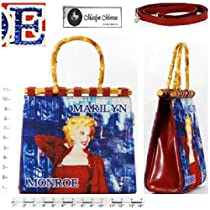 Purse ~ Marilyn Monroe Bamboo Shoulder Bag