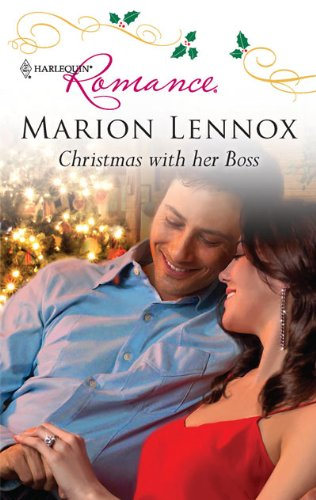 Image for Christmas with Her Boss (Harlequin Romance)