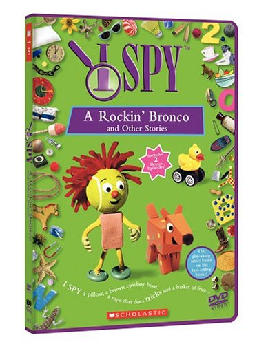 I Spy - A Rockin' Bronco and Other Stories