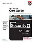 CompTIA Security+ SY0-401 Authorized Cert Guide, Deluxe Edition (3rd Edition)