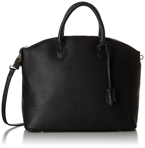 Chicca Borse 80030 Borsa a Mano, 38 cm, Nero2