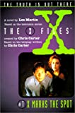 X Files #01 X Marks the Spot (X-Files (HarperCollins Age 9-12)) (0785792716) by Carter, Chris