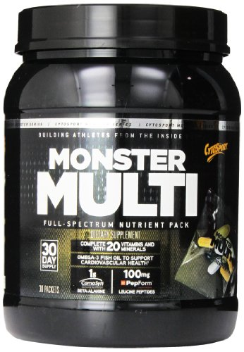 Cytosport Monster Multi Pack, 30 Count