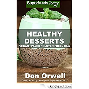 healthy dessert cookbook