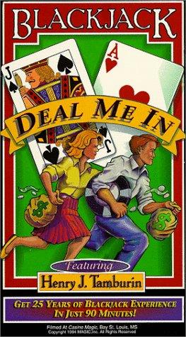 Blackjack - Deal Me In [VHS]