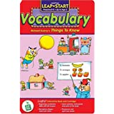 "LeapPad: LeapStart Vocabulary - ""Richard Scarry's Things to Know"" Interactive Book and Cartridge"