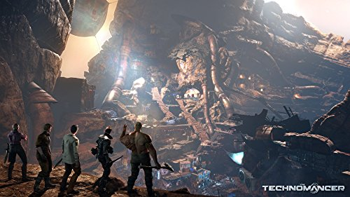 Technomancer screenshot