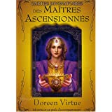 Cartes divinatoires des Ma�tres Ascensionn�s - 44 cartes et un guide d'accompagnementpar Doreen Virtue