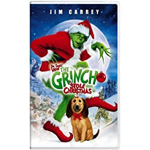 grinch that stole christmas