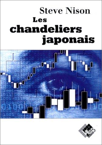 Les chandeliers japonais steve nison