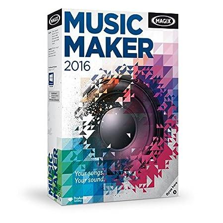 Magix Music Maker 2016 (PC)