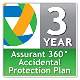 Assurant 360o 3-Year Tablet Protection Plan W/ ADH ($1250-$1499.99)