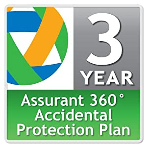 Assurant 360º 3-Year Camera Accidental Damage Protection Plan ($0-$24.99)