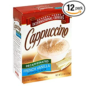 Amazon Com General Foods International Coffee French
