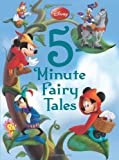 Disney 5-Minute Fairy Tales (5-Minute Stories)