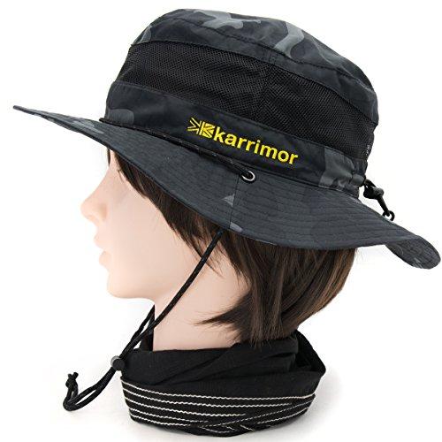 (カリマー) karrimor cord mesh hat コードメッシュハット 帽子 ハット トレッキング UVカット