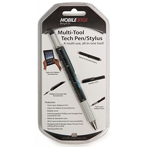 mobile-edge-measpm1-lapiz-para-pda-lapiz-para-tablet-2267g-ampolla-negro