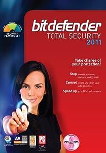 BitDefender Total Security 2011 - 3 PC-1 year [Download] [OLD VERSION]