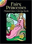 Fairy Princesses Stained Glass Colori...