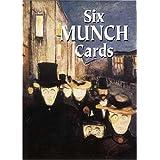 Six Munch Cards (Small-Format Card Books) ~ Edvard Munch
