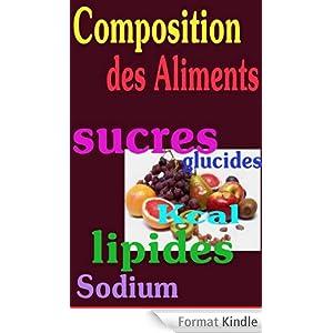 Composition des Aliments
