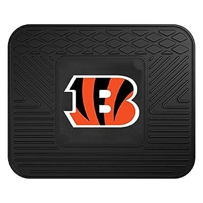 FANMATS NFL Cincinnati Bengals Vinyl Car Mat