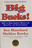 Big Bucks (0002000636) by Blanchard, Ken