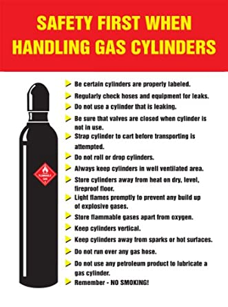 safe handling gasoline Compressed gas cylinder safe handling, use and storage september 13, 2017 safety resources page 3 of 29 • notify their supervisor of identified hazards relatedto the use of compressed gases and.