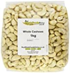 Buy Whole Foods Cashew Nuts Whole 1 Kg