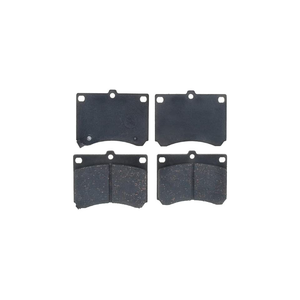 ACDelco 17D473C Front Brake Disc Pad Set