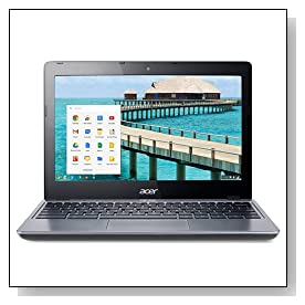 Acer Chromebook C720-2802 Review