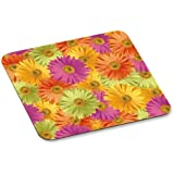 3M Foam Mouse Pad, Daisy Design (MP114DS)