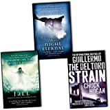 Guillermo del Toro Chuck Hogan Strain Trilogy 3 Books Collection Pack Set RRP...