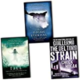 Guillermo del Toro Guillermo del Toro Chuck Hogan Strain Trilogy 3 Books Collection Pack Set RRP: £22.97 (The Fall, The Night Eternal, The Strain)