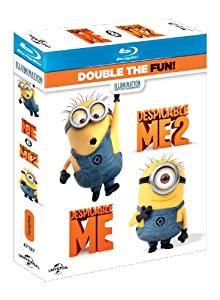 Despicable Me 1 & 2 Box Set